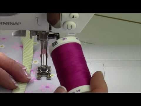 Bernina 40 40 Hand Look Quilt Stitch Tutorials And Videos Extraordinary Hand Stitch Look Sewing Machine