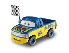 Tv Movie Character Toys Disney Pixar Cars Dexter Hoover With Checkered Flag Basakguineamuseum Com