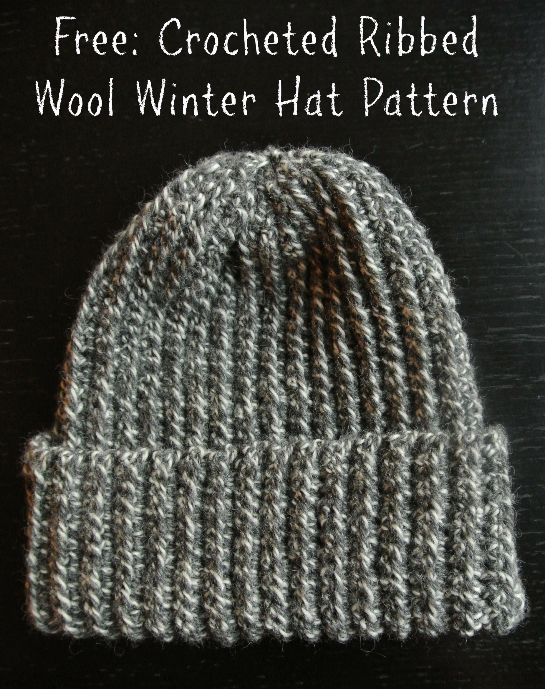 Crochet hat 4 | Knit and Crochet | Pinterest