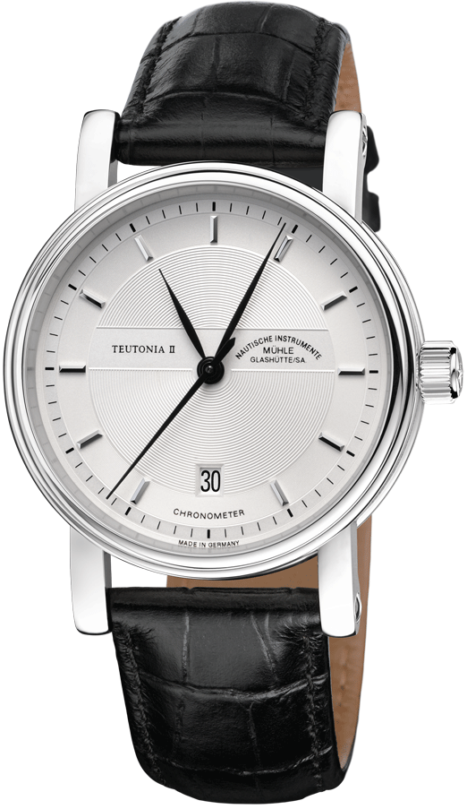 48ea2c8634af Muhle Glashutte Watch Teutonia II Chronometer   Men s Watches ...