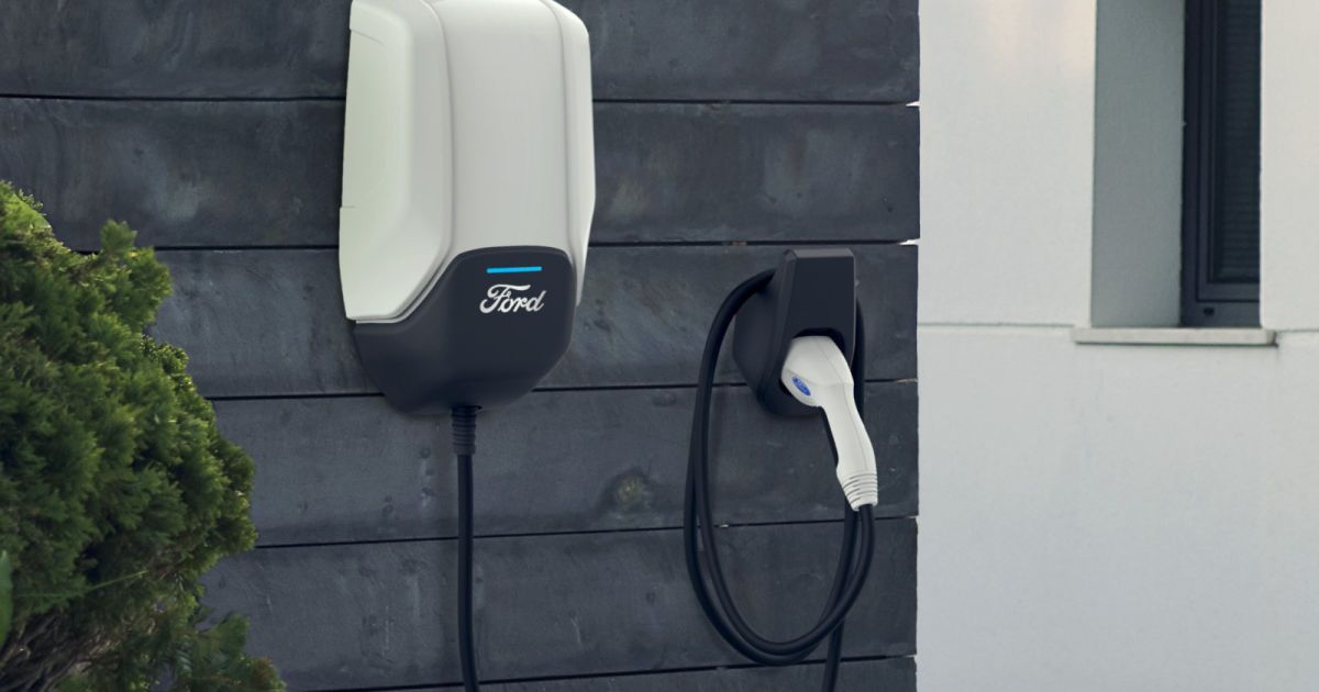 Ford Fordpass Ford S Upcoming Evs Will Come With Two Years Of Free Charging Electric Vehicle Charging Electric Cars Future Electric Cars