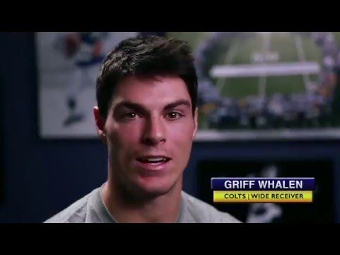 NFL Wide Receiver Griff Whalen: Eating Vegan 'Helps Me a Lot'