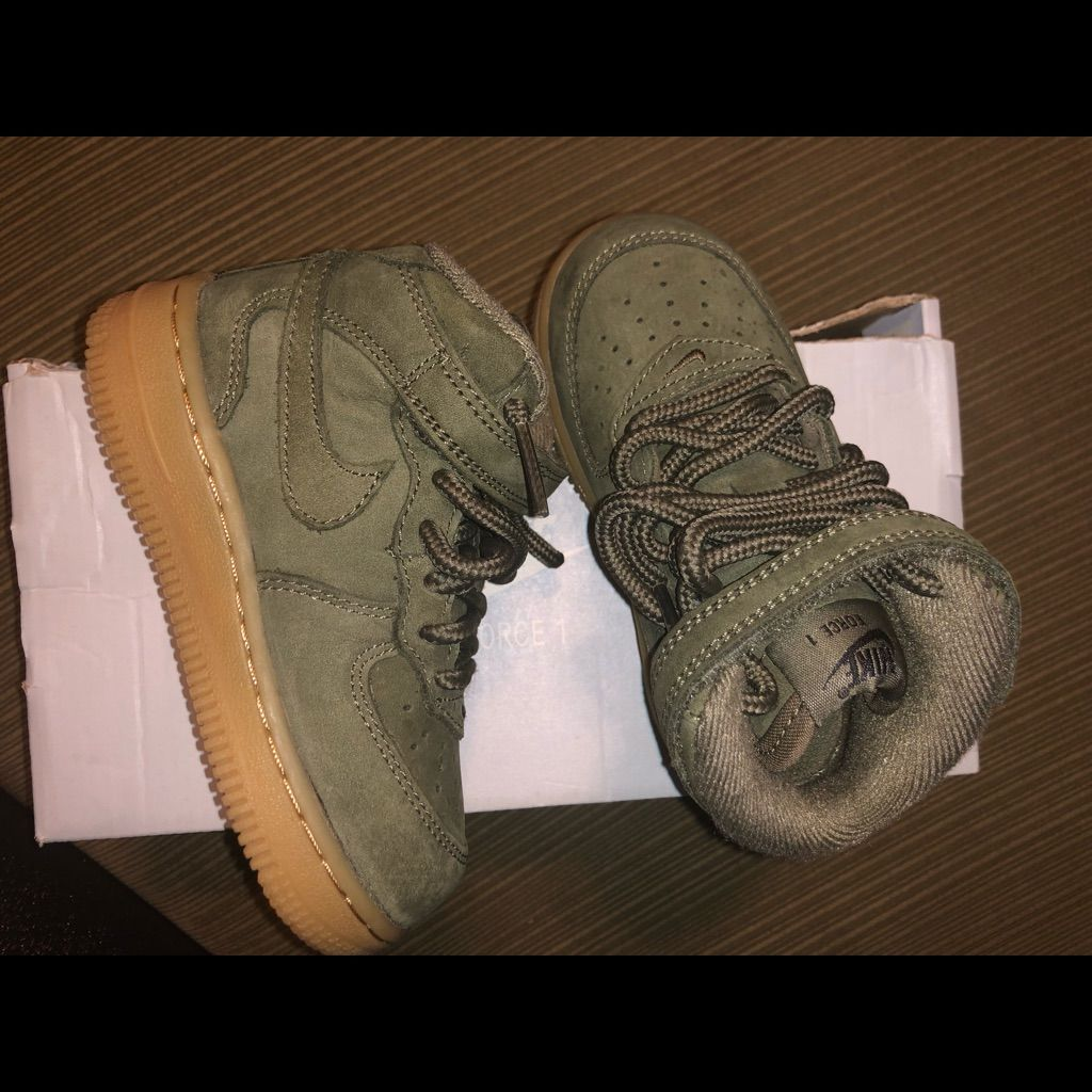 nike air force 1 mid wb baby