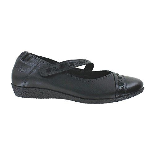 Best Flat Shoes | Taos Womens Grace Mary Jane Flat Black 40 EU995 M US -
