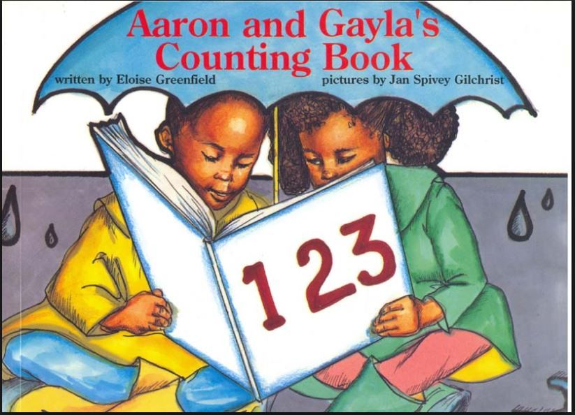 Aaron and gaylas counting book counting books books