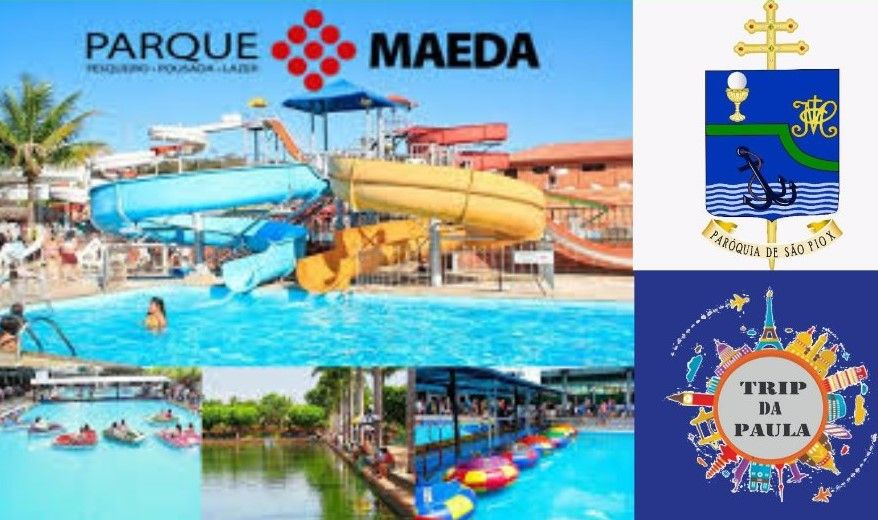 Excursao Parque Maeda Saindo De Botucatu No Dia 20 Ultimas Vagas