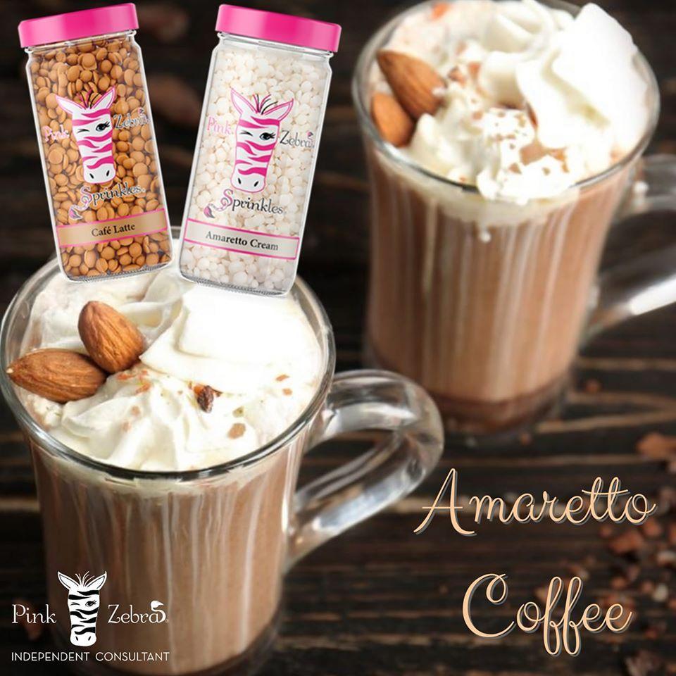 Amaretto coffee recipe cafe latte amaretto cream