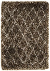 Tapis Casablanca Marron