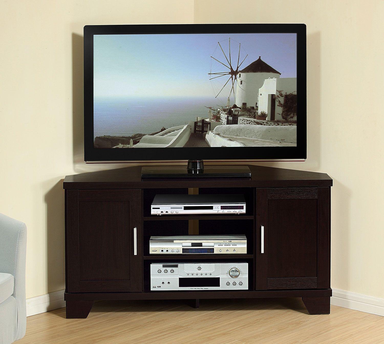Bailey 47 Corner Tv Stand Corner Tv Stand Corner Tv Tv S