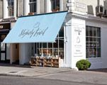 Slightly Foxed at Gloucester Road, one of my favourite bookstores in London!!!!