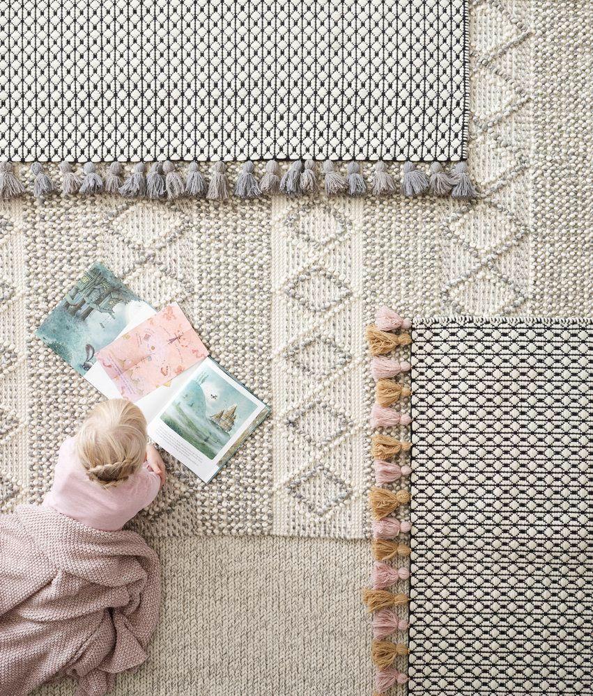 Wunschmaßteppich Schöner Wohnen Insula Rosa Schöner Wohnen Wohnzimmer Dekor Teppich