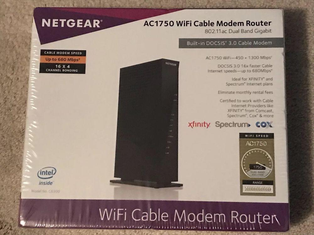 Netgear Ac1750 Wifi Cable Modem Router Setup - Somurich com