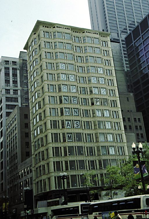 The Reliance Building Now Hotel Burnham Chicago State Street