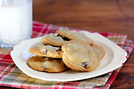 What's better than chocolate chip cookies? From The Perfect Pantry.