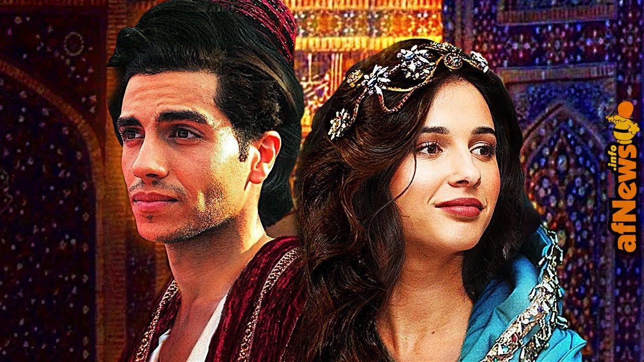 Aladdin 2019: Aladdin 2019: Poster E Nuovo Trailer
