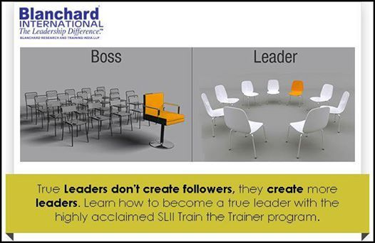 Situational Leadership II is a process for developing people by providing effective leadership, over time, so that they can reach their highest level of performance. To know more about the Situational Leadership® II visit us at http://www.blanchardinternational.co.in/situational-leadership-II