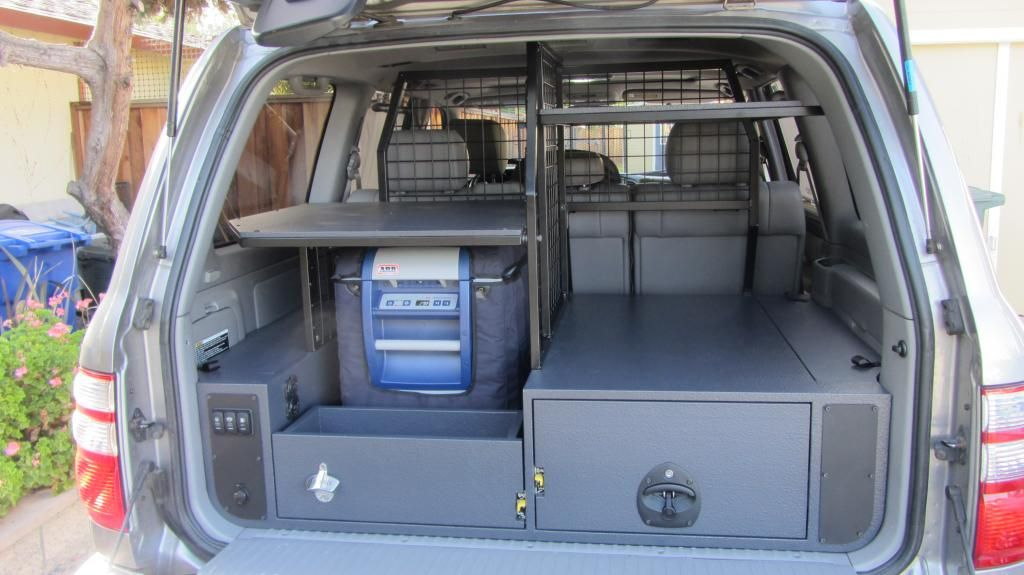 Drawer Storage System Expedition Portal Suv Storage