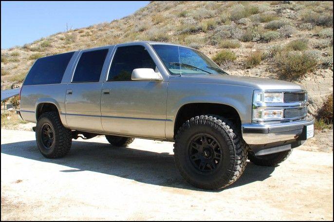 1999 Chevy Silverado Tire Size
