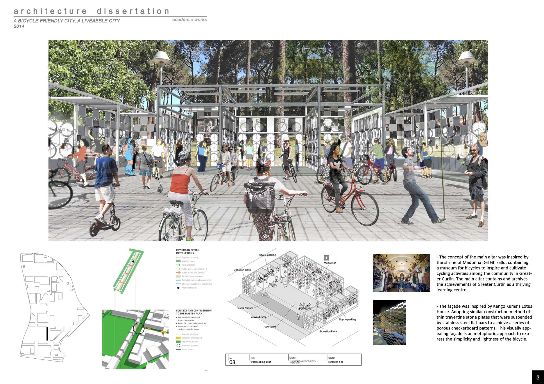 Architecture Photography Dissertation bicycletecture + bicycle + architecture + strategic planning +