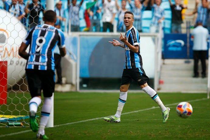 Blog Esportivo do Suíço:  Grêmio confirma vantagem, supera o Juventude e está na final do Gauchão