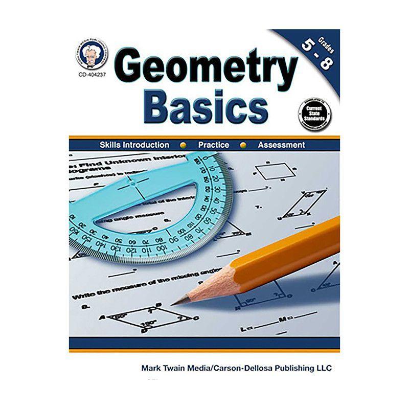 GEOMETRY BASICS GR 5-8