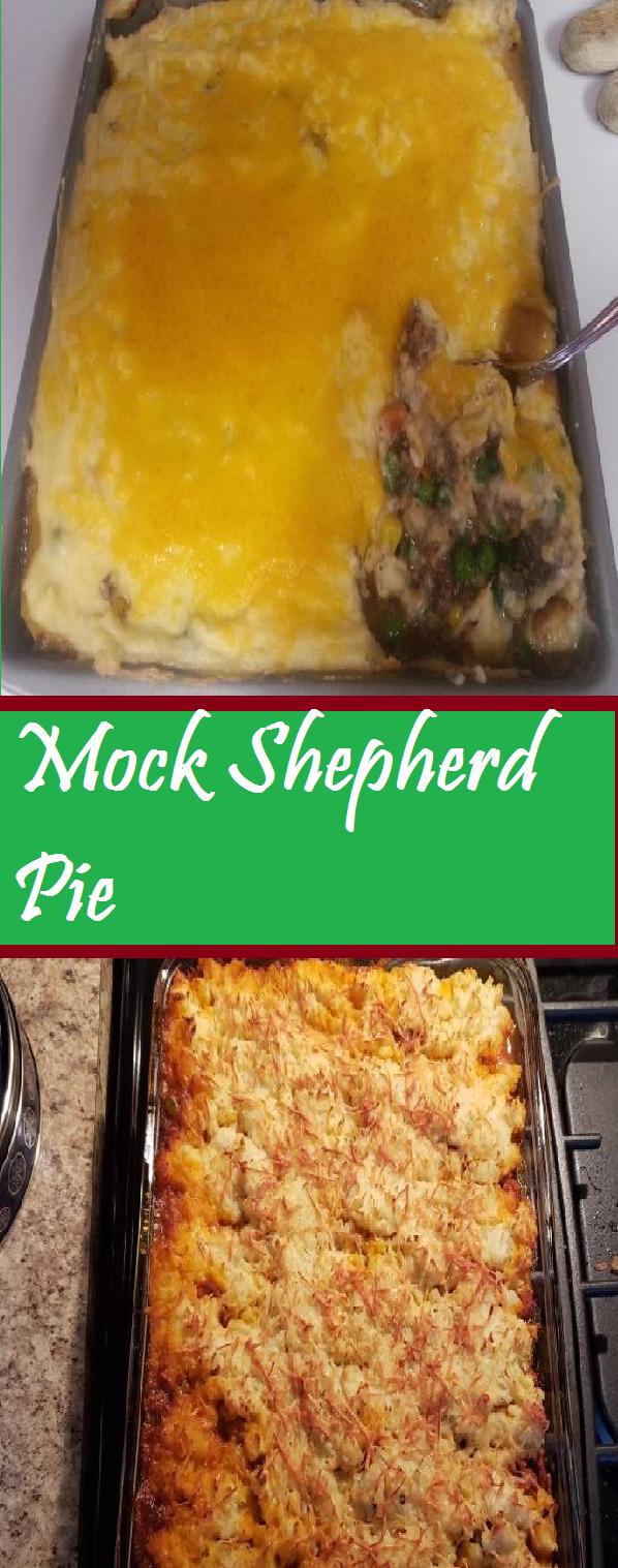 Mock Shepherd Pie   Recipe in 2020   Fool proof recipes ...