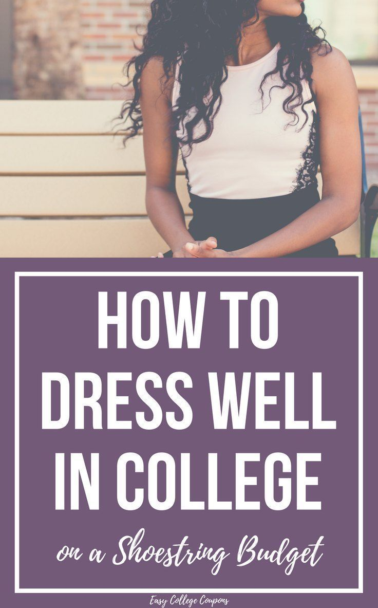 College Budget Tips  Frugal Shopping  Clothing Clothes