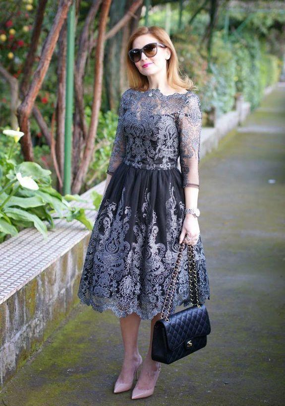 7cd7916ce04 Вечернее платье для женщины за 45  что можно