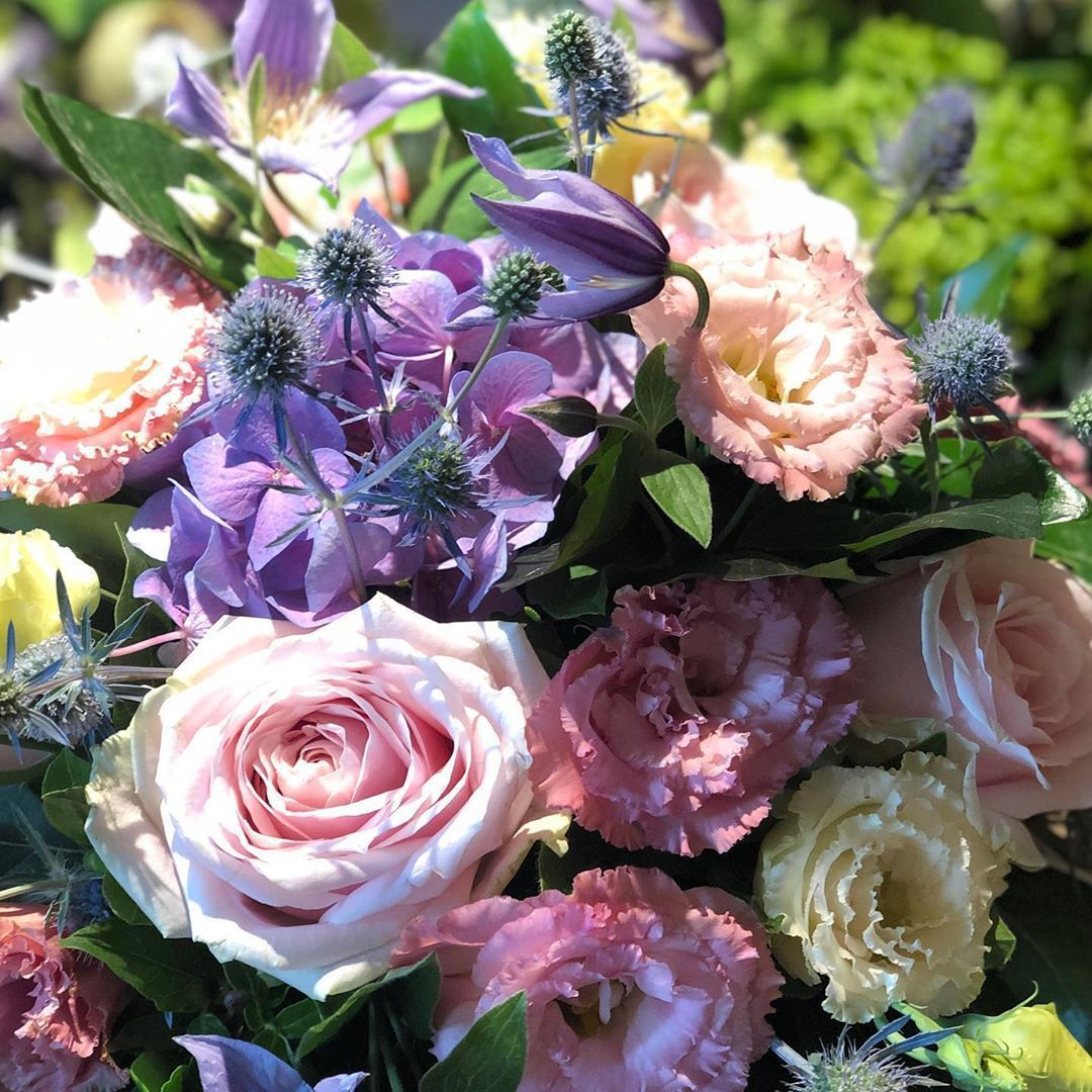 Fiori On Line Milano.Flowerdelivery Summerflowers Flowerlovers Gardenroses