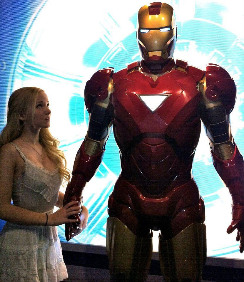 Dove Cameron Has A Crush On Iron Man Dove Cameron Dove Cameron Style Iron Man