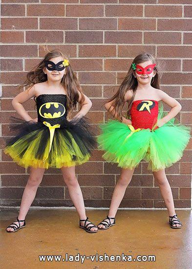 The costume for a little girl - Super Hero Future Baby Pinterest - halloween costume girl ideas