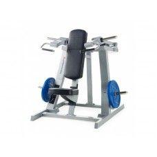 Freemotion Epic Plate Loaded Shoulder Press No Equipment Workout Shoulder Press Plates