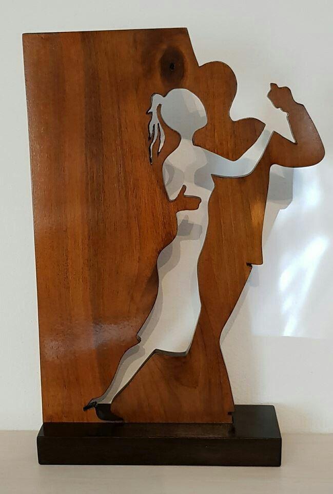Skulpturen Skulptur Holzkunst Holz Handwerk Und Kunst