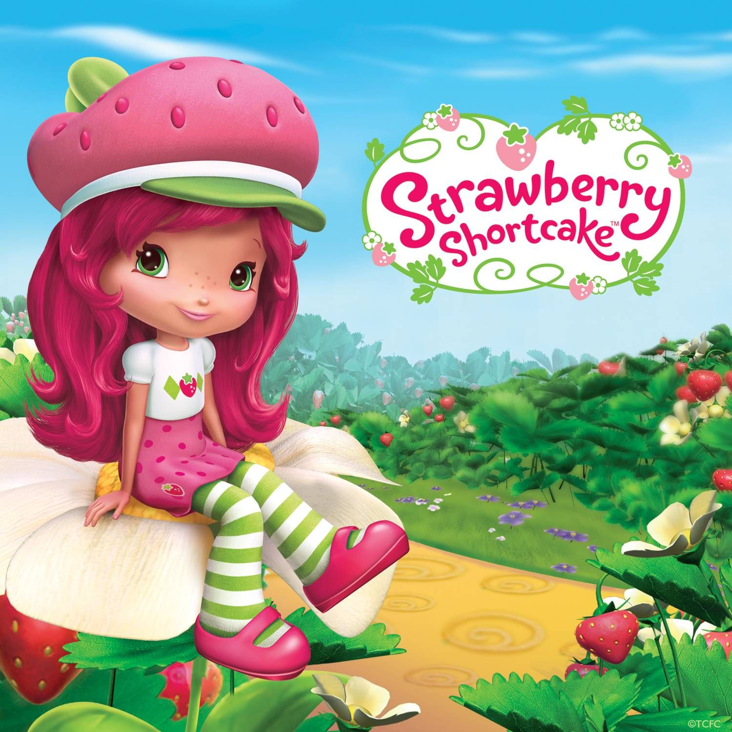 Strawberry Shortcake Backgrounds - Wallpaper Cave | Best Games ...