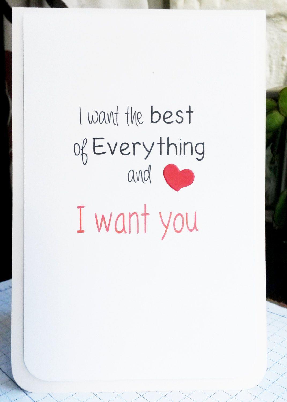 Simple valentine card anniversary card wedding card card for simple valentine card anniversary card wedding card card for boyfriend card for girlfriend i love you card romantic greeting card m4hsunfo