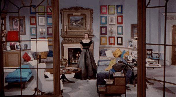 Ingrid Bergman\'s fabulous apartment in \