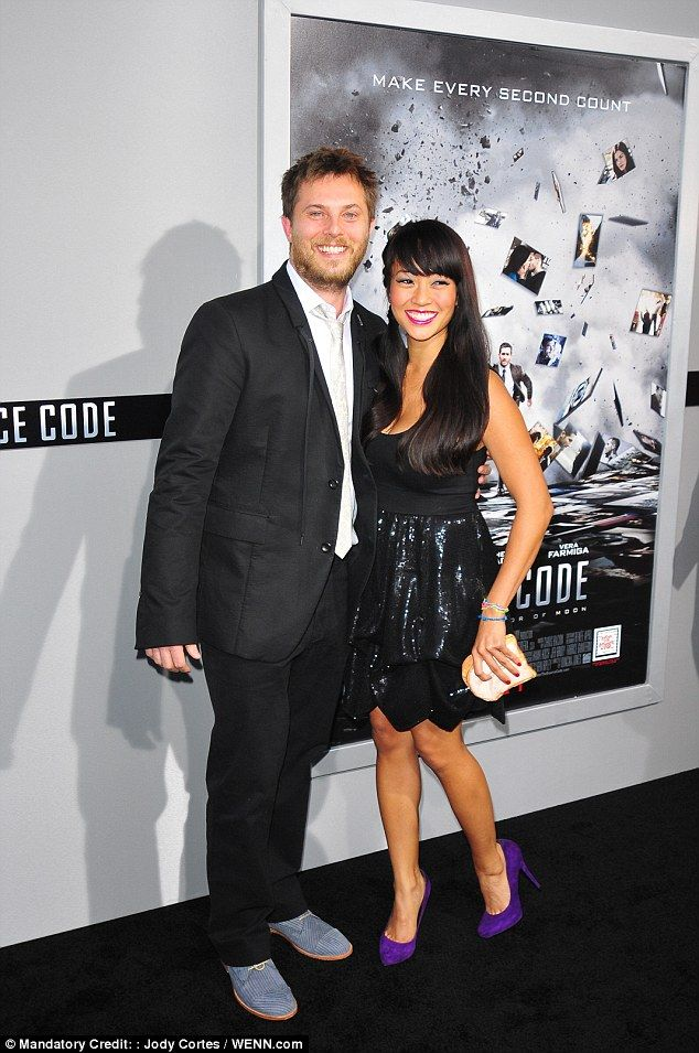 David Bowie S Son Duncan Jones Wife Rodene Ronquillo Welcome Baby
