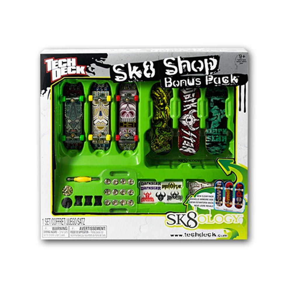 Tech Deck SK8 Shop Bonus Pack (One Supplied) £14.99