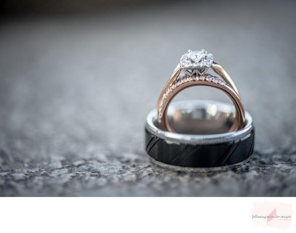 Following Splendor Images Wedding Rings