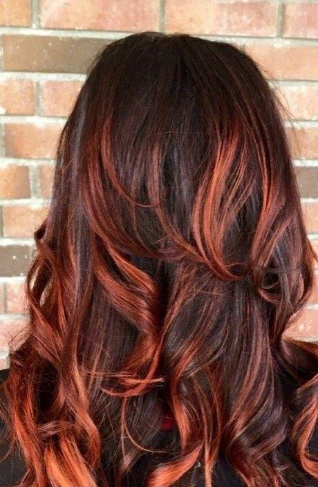 Red Balayage Red Balayage Red Balayage Hair Balayage