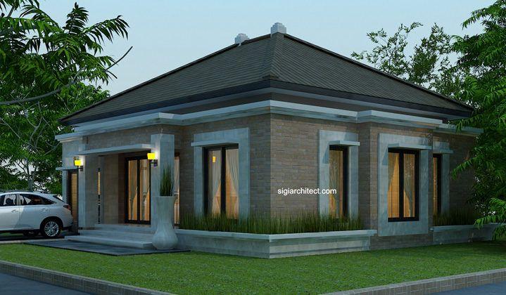 Desain rumah bali1 pinterest modern and models desain rumah bali1 malvernweather Gallery
