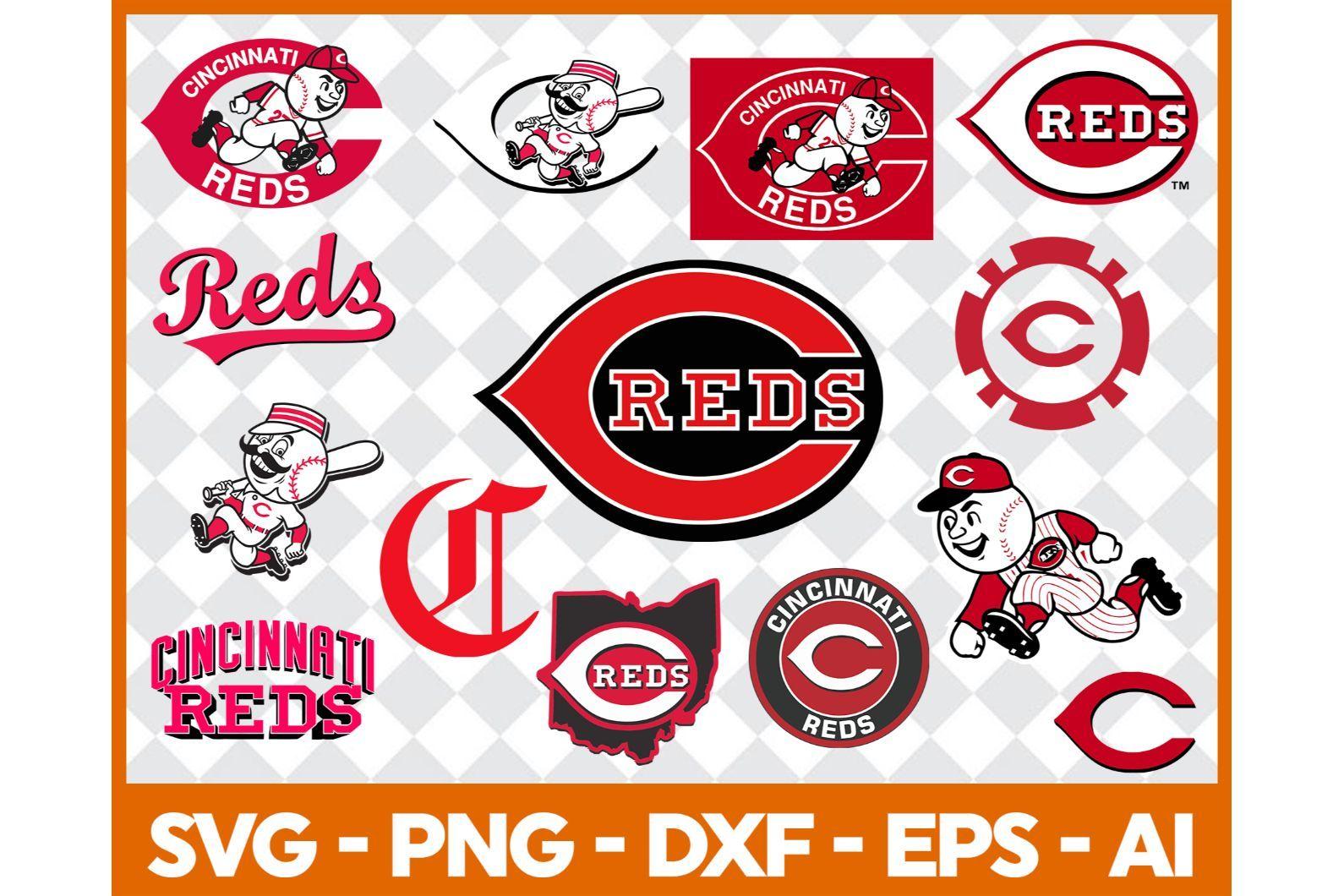 Cincinnati Reds Mlb Svg Baseball Svg File Baseball Logo Mlb Fabric Mlb Baseball Mlb Svg Baseball In 2020 Cincinnati Reds Mlb Logos Baseball Svg