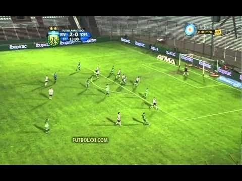 FECHA 3 (27.8.2011)...............................  River Plate 3 - 1 Desamparados (San Juan).............................Goles: Ocampos, Sanchez y Dominguez)