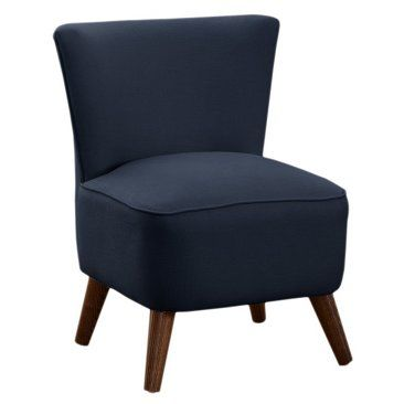 Check out this item at One Kings Lane! Sloan Modern Chair, Navy