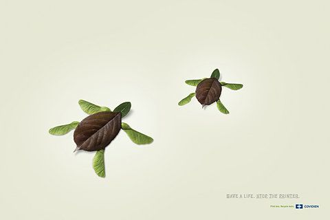 Covidien: Turtle | Ads of the World: Creative Advertising Archive ...