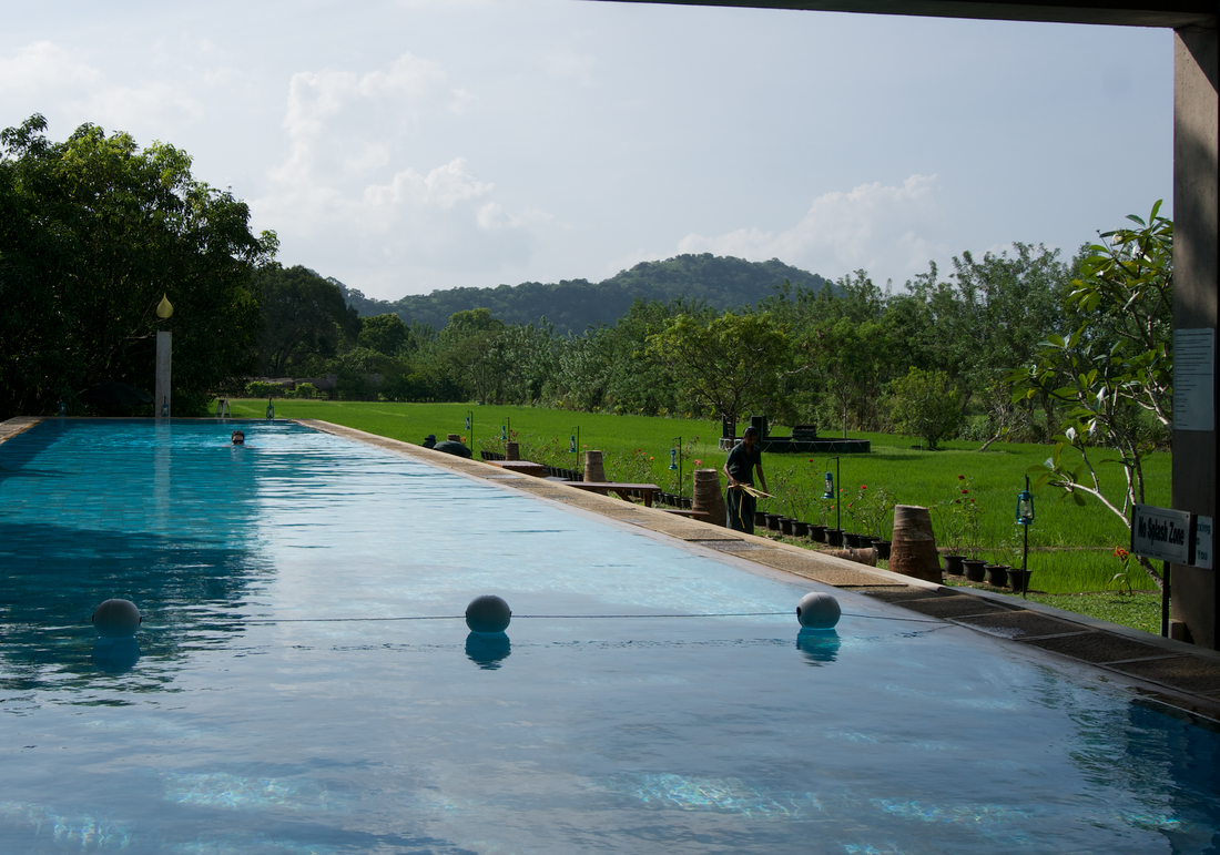 Luxury Accommodation, Sri Lanka - The Thilanka, Dambulla - The Traveller's Guide By #ljojlo