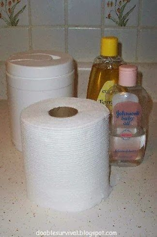 Survival and Preparedness on a Budget: Home-Made Wet Wipes