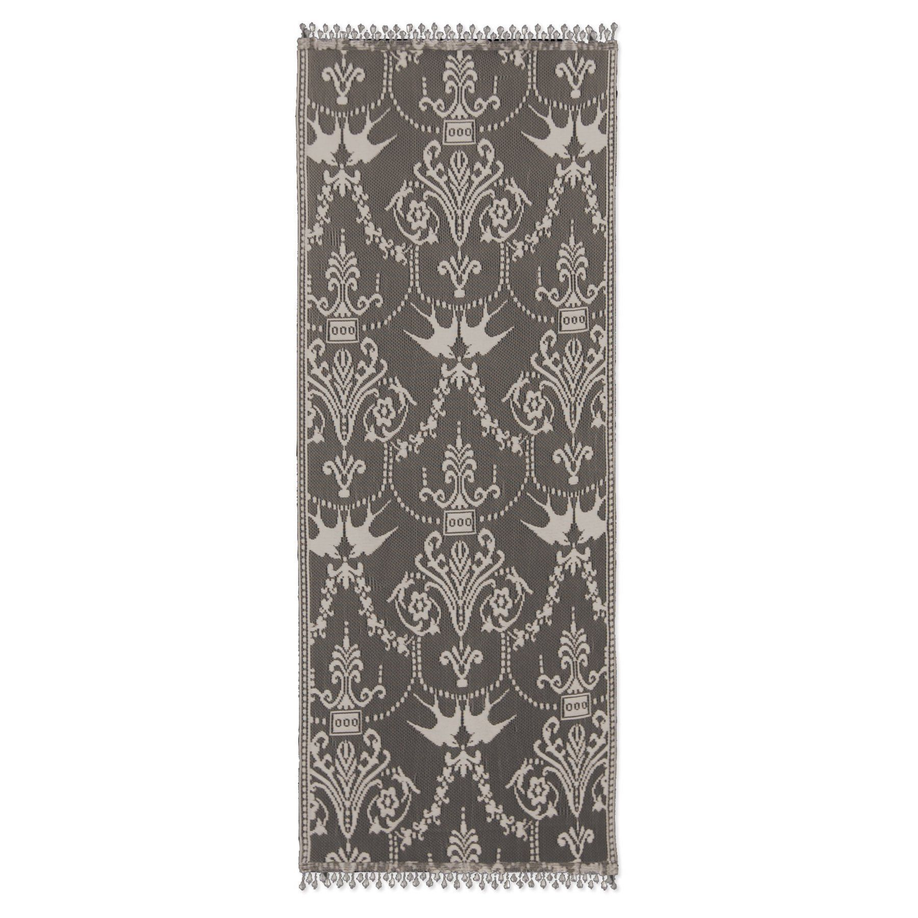 Downton Abbey By Heritage Lace Duchess Runner With Trim