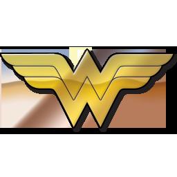 Wonder Woman Icon By Jeremy Mallin Wonder Woman Wonder Wonder Woman Logo