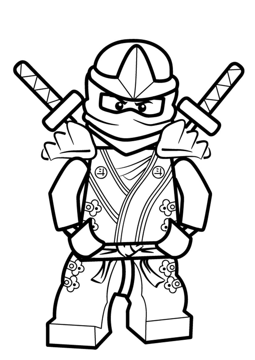Lloyd High Quality Free Coloring From The Category Lego Ninjago More Printable Pictures On Our Web Ninjago Coloring Pages Lego Coloring Pages Lego Coloring